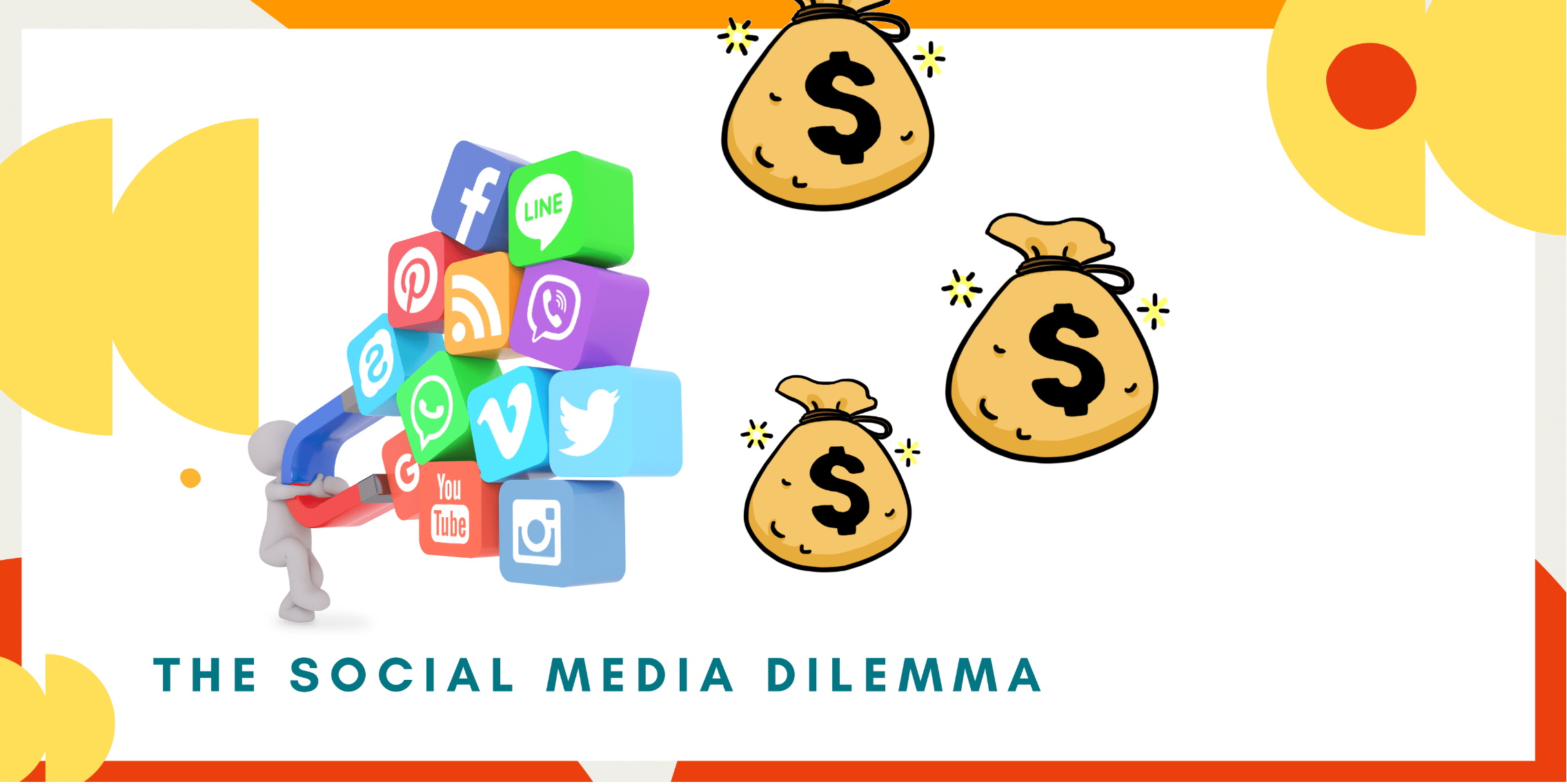 The Social Dilemma. How have current social media platforms used their users to make a profit and why does it have to change?